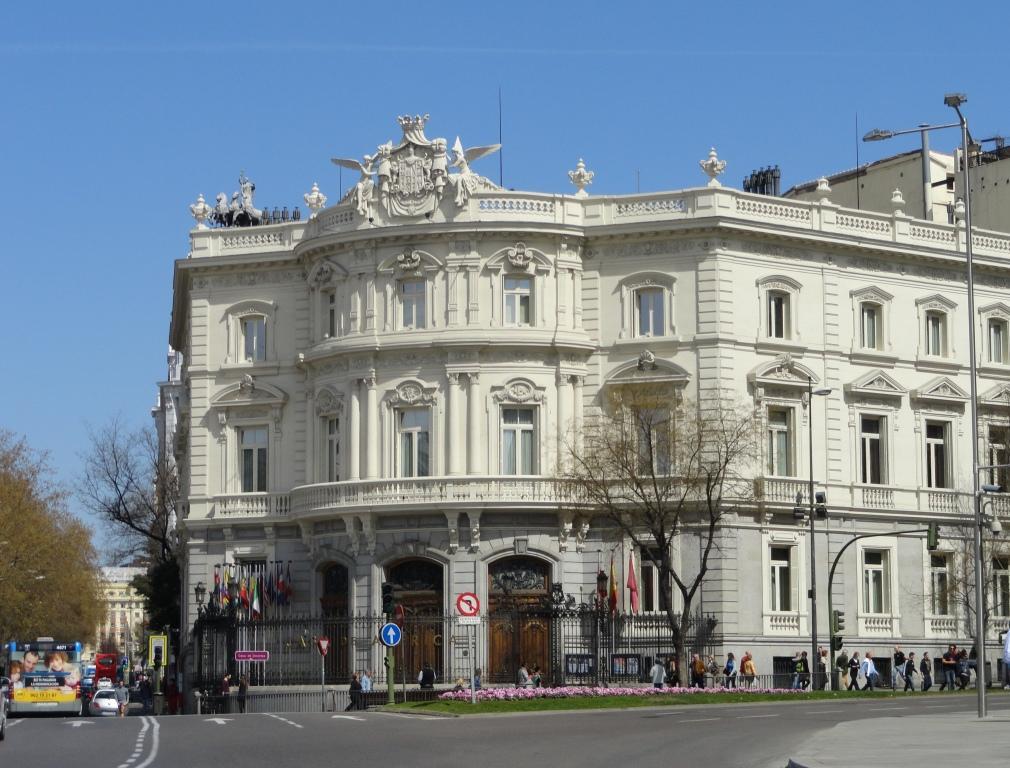 Cibeles concha huerta arte y cultura - Casa de madrid ...