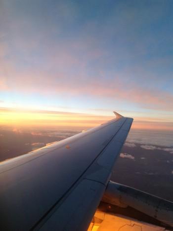 volando a Madrid 2