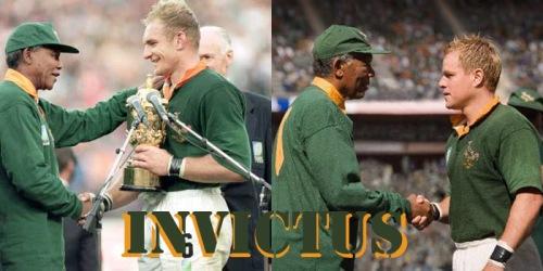 Invictus-Mandela