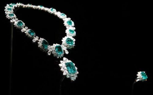 esmeraldas de la Taylor