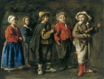 jovenes músicos