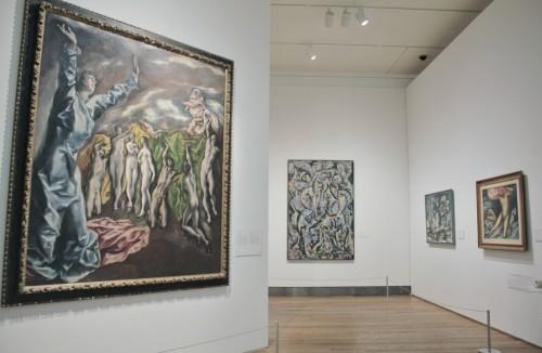 Vista-de-la-exposición-El-Greco-y-la-pintura-moderna.-Foto-Sonia-Aguilera9-1024x668