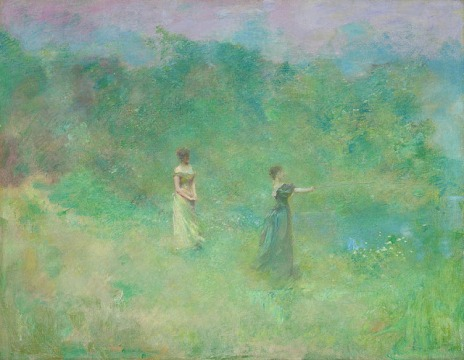 Verano Dewing ca._1890