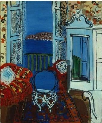 ventana abierta niza dufy (2)