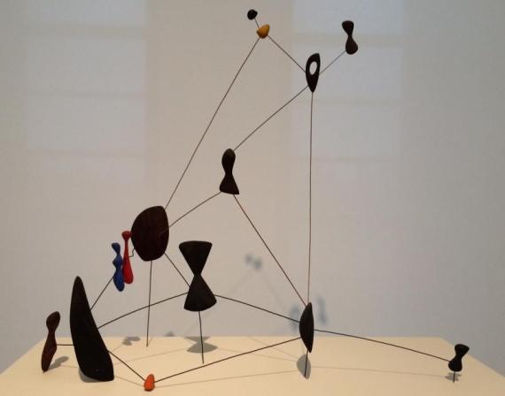 Alexander Calder Constellation 1943mast_0