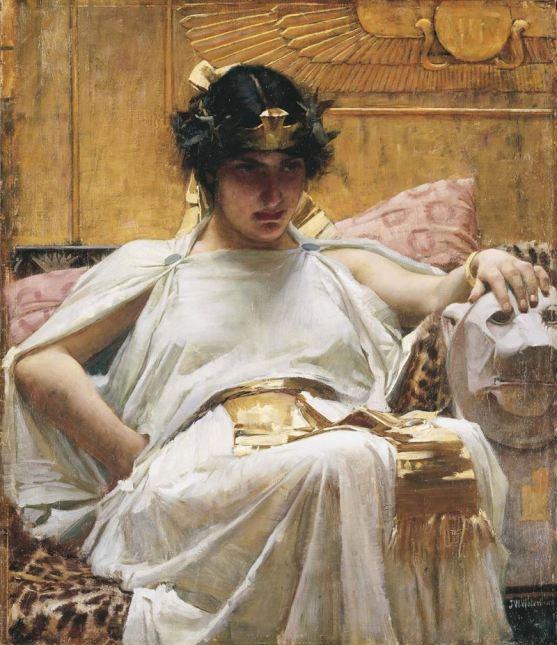Cleopatra waterhouse