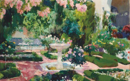 jardin de Sorrolla